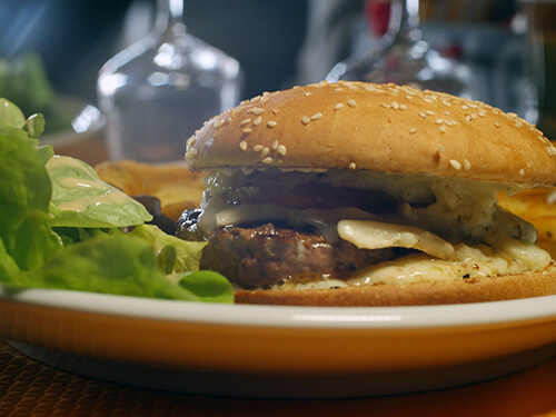 burger mars